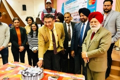 The 100% placement day celebration function